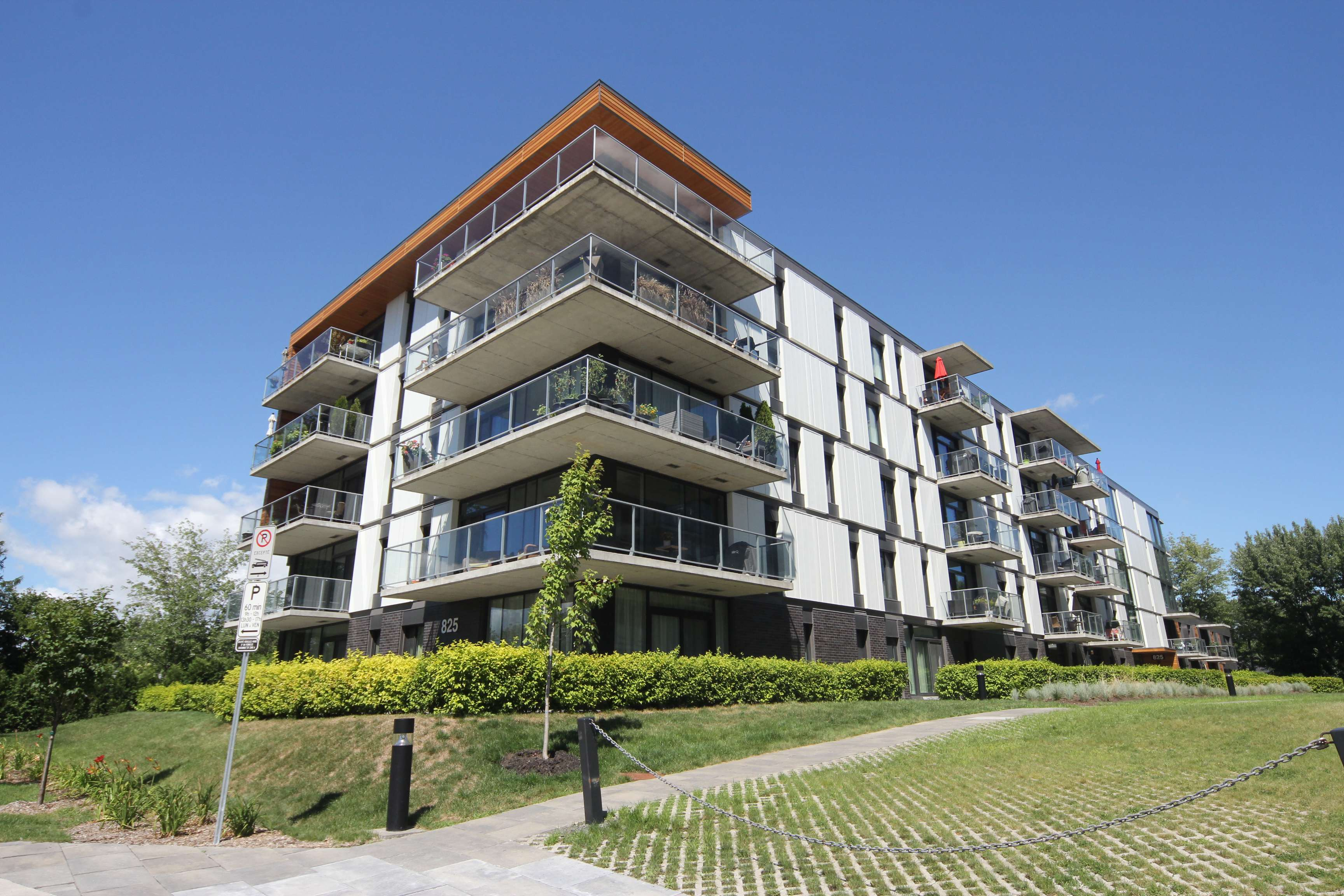 photo de l'immeuble