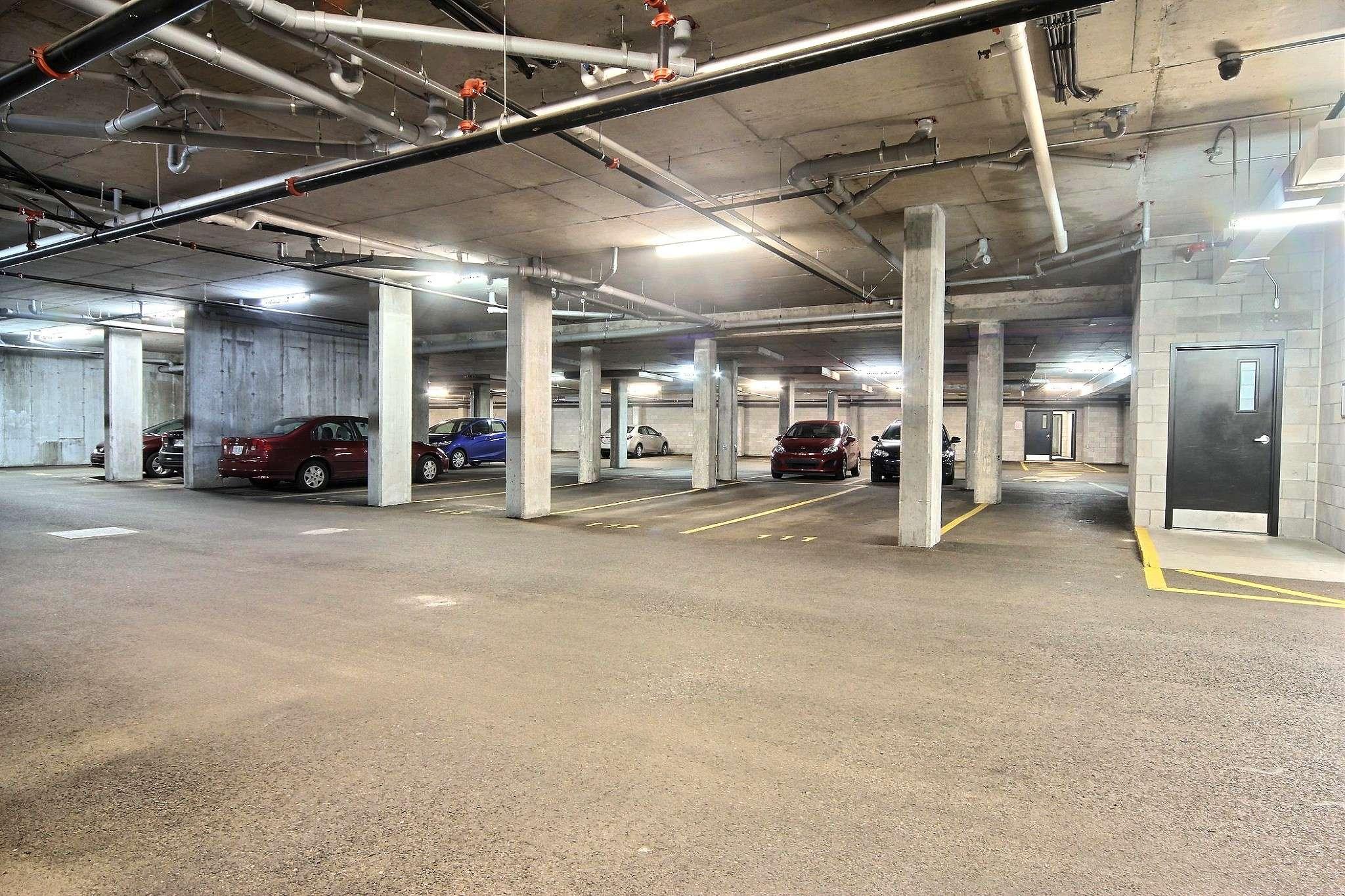 stationnement intérieur